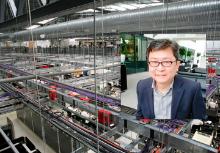 Старший менеджер по запуску продуктов Vertu Артур Тай