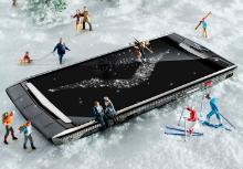 Телефоны Vertu назвали лучшими новогодними подарками