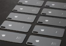 Правильная замена заднего стекла на iPhone X — 6 000 руб.
