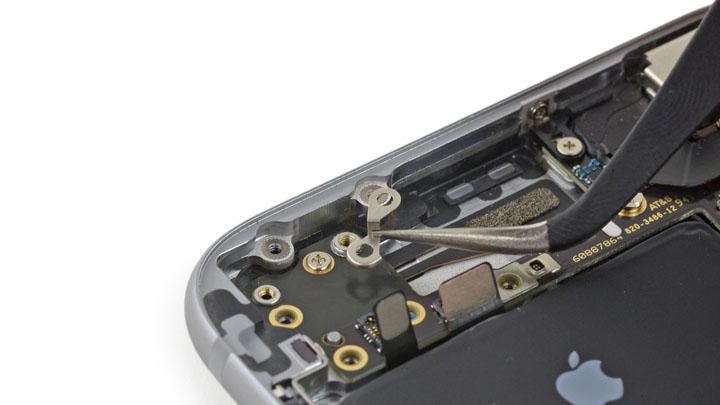 Замена шлейфа кнопок громкости на iPhone 6 и iPhone 6 Plus