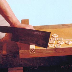 алее они разрезаются на столбики или достаточно толстые пластинки: