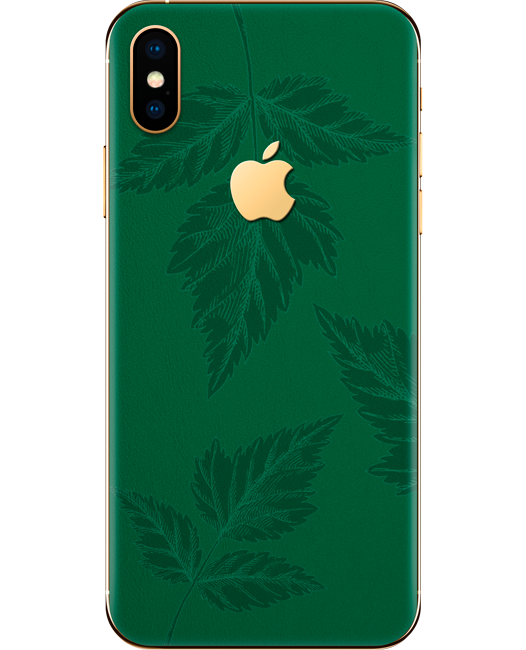 iPhone Xs Leaf