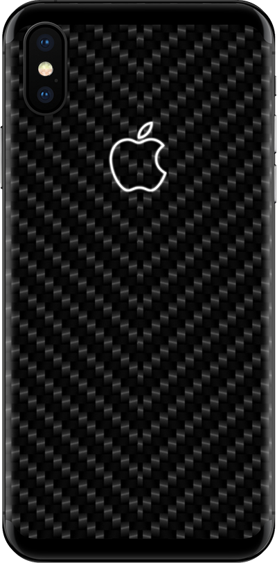 Модель iPhone Xs & Xs Max Black Label Fishbone