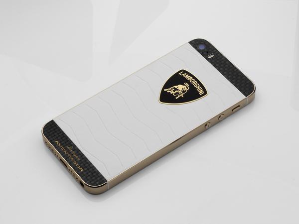 Lamborghini Aventador iPhone, Individual