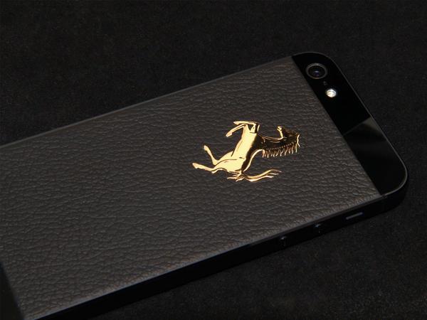 iPhone Ferrari