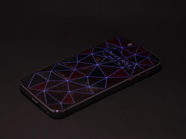iPhone Universe