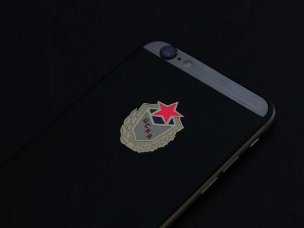 iPhone 6 «ЦСКА»