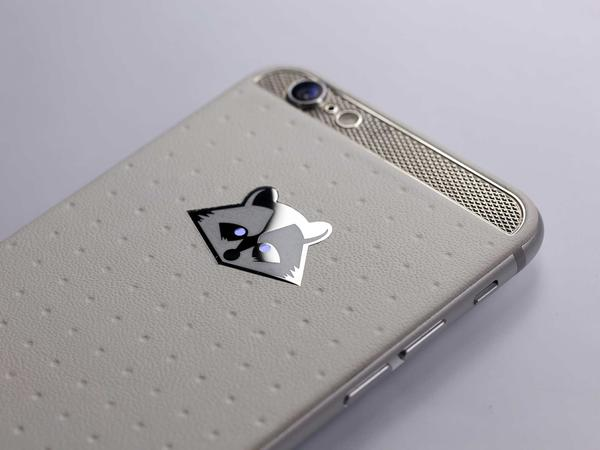 iPhone 6 Raccoon