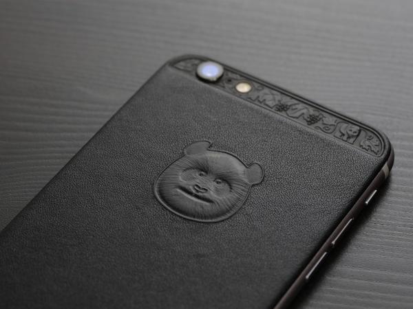 iPhone 6 Black panda
