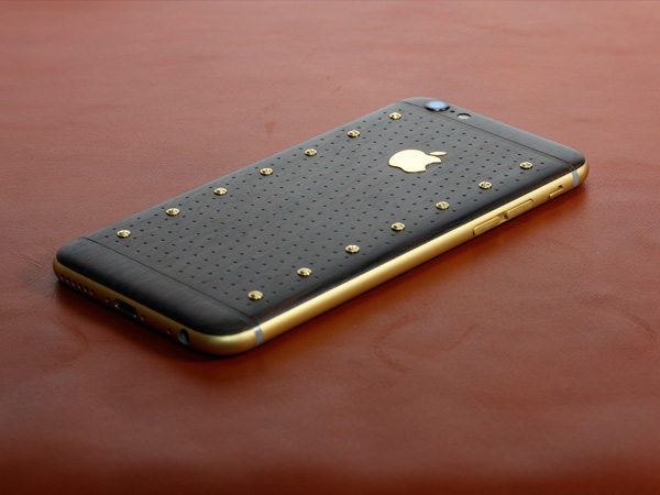 iPhone 6/6s Gold Power