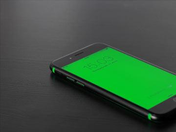 iPhone 6 Black Label Accented