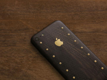 iPhone 7 Gold Power