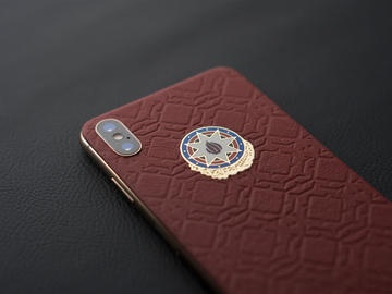 iPhone Xs Max Azerbaijan custom