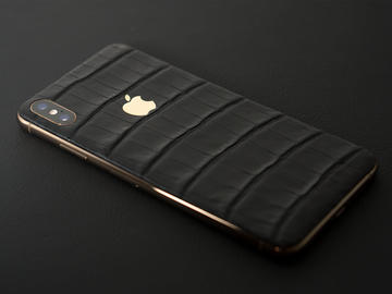 iPhone Xs Iris Gold