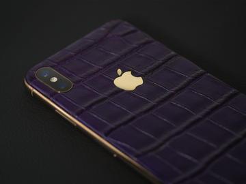 iPhone Xs Plum Blossom