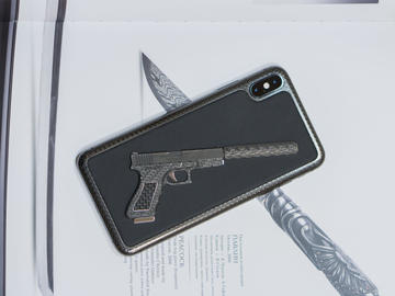 iPhone Xs Max Glock 17 edition